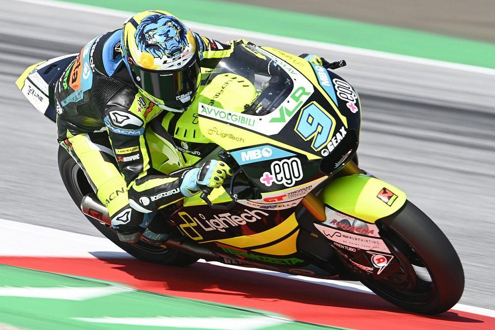 Hasil FP1 Moto2 Inggris: Jorge Navarro Impresif, Remy Gardner P3