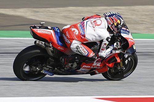 Hasil FP4 MotoGP Austria: Zarco Stabil, Bastianini Impresif