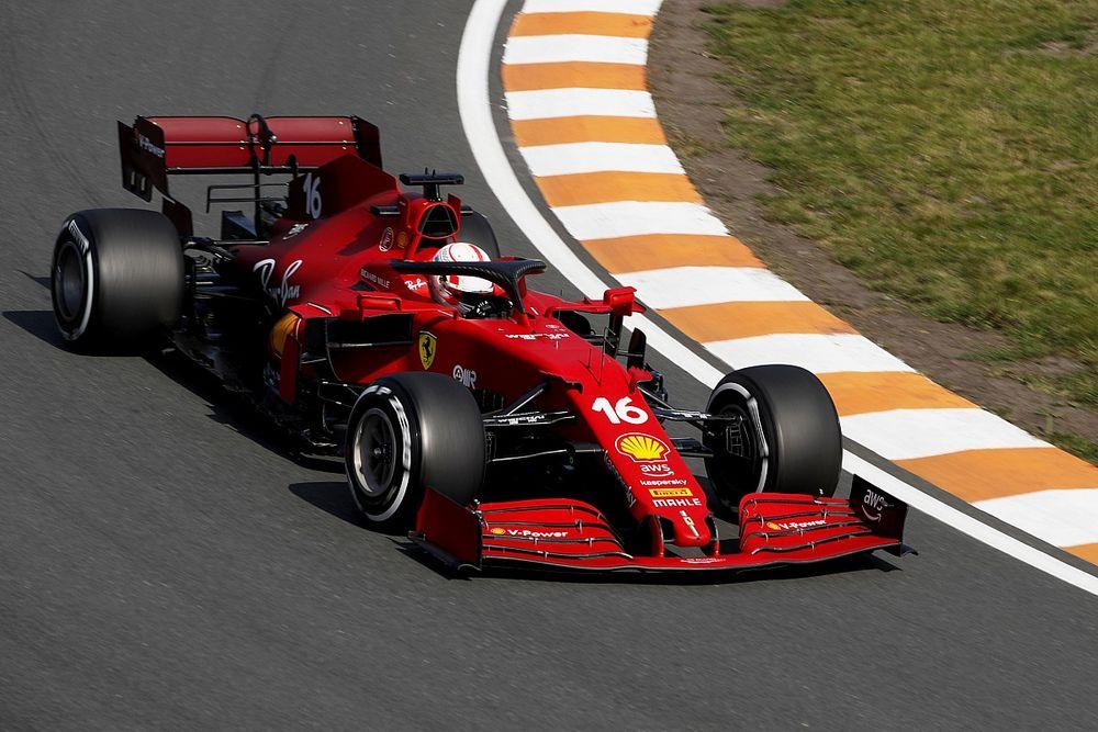 EL2 - Leclerc en tête, Hamilton à l'arrêt