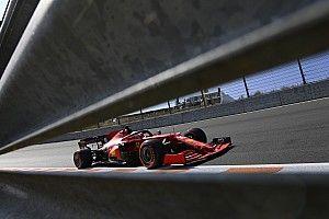 Ferrari rekent zich nog niet rijk na eerste Zandvoort-dag