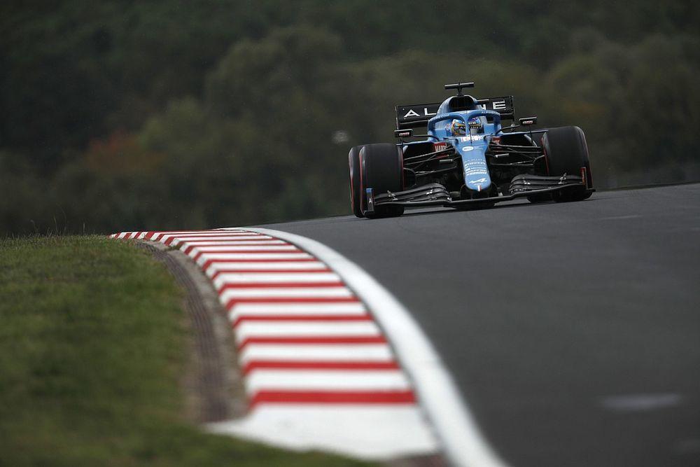 Alonso, yarışta yağmur yağmamasını umuyor