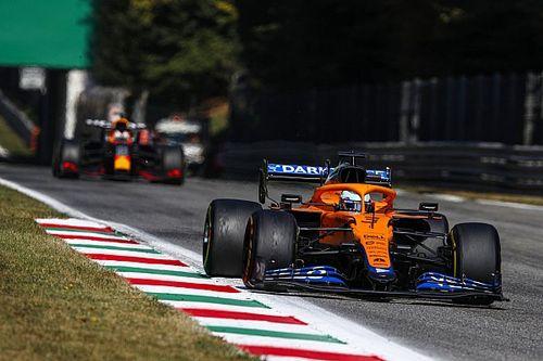 GP Italia: Ricciardo nella doppietta McLaren, crash Lewis-Max