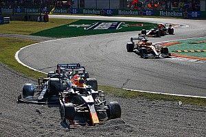 L'incident Hamilton-Verstappen a dissuadé Norris d'attaquer Ricciardo