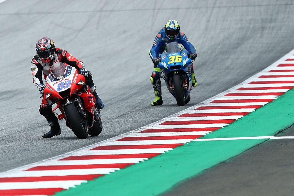 MotoGP tijdschema: Hoe laat begint de Grand Prix van Oostenrijk?