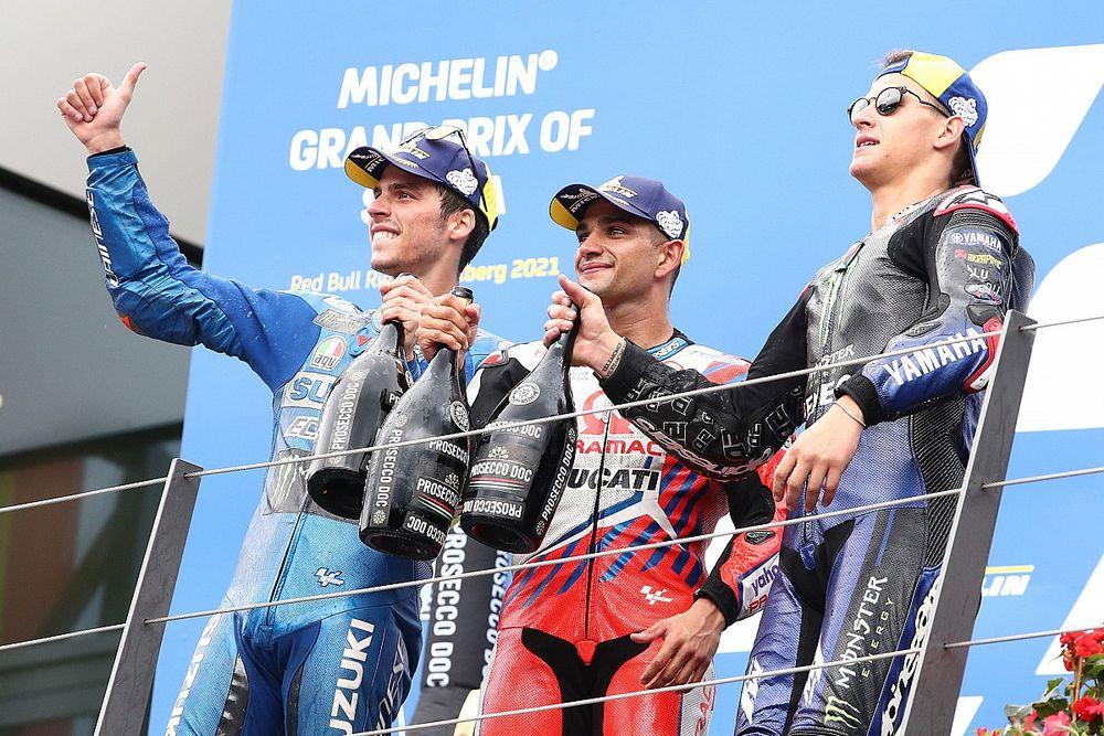 MotoGP Steiermark: Kırmızı bayrakla etkilenen yarışta Martin ve Pramac ilk zaferini aldı!