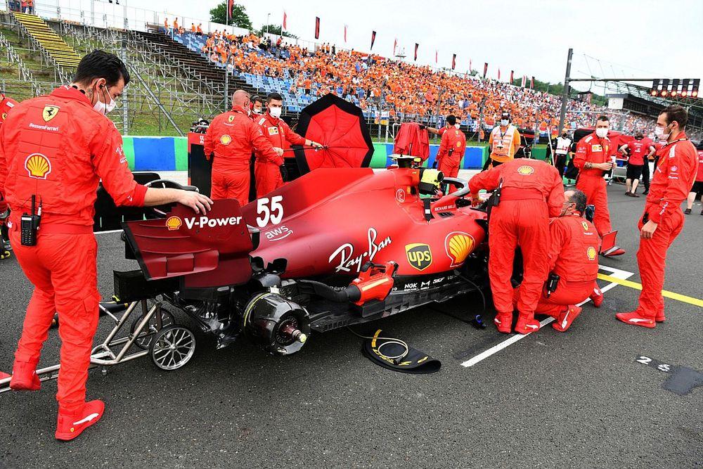 Ferrari, 'önemli' bir motor güncellemesi getirecek