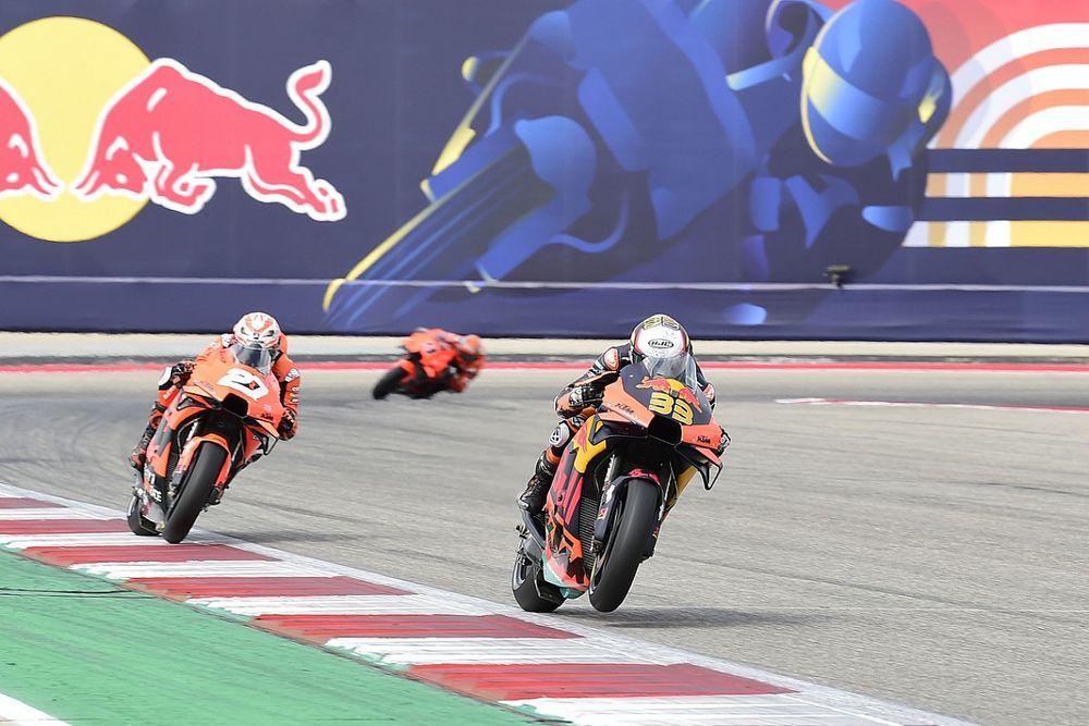 MotoGP: KTM esplora l'aggiunta di un secondo team satellite