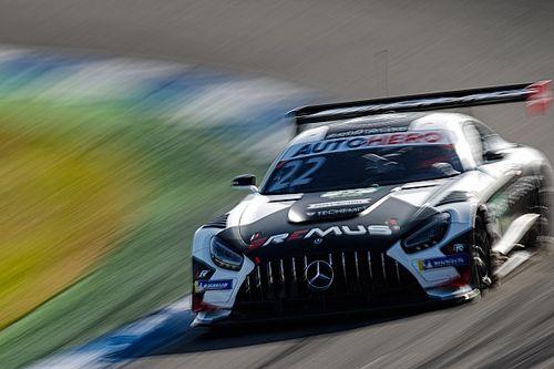 DTM, Hockenheim: Gara 2 ad Auer, Lawson allunga su Van Der Linde
