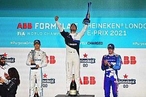 London winner Dennis shocked by his rookie FE success