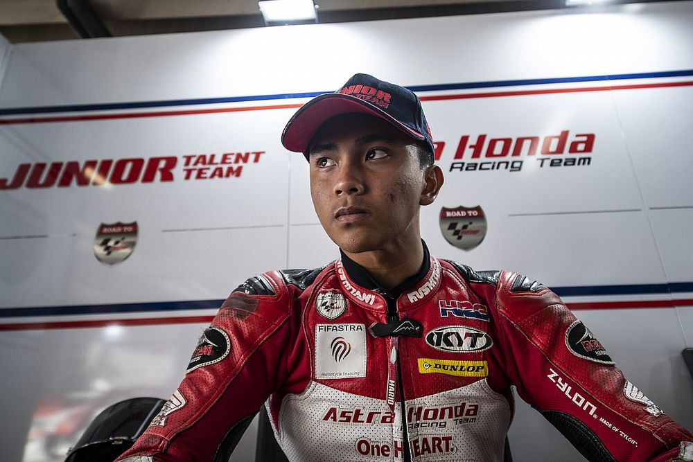 CEV Moto3 Jerez, Peluang Mario Aji Tebus Kesalahan