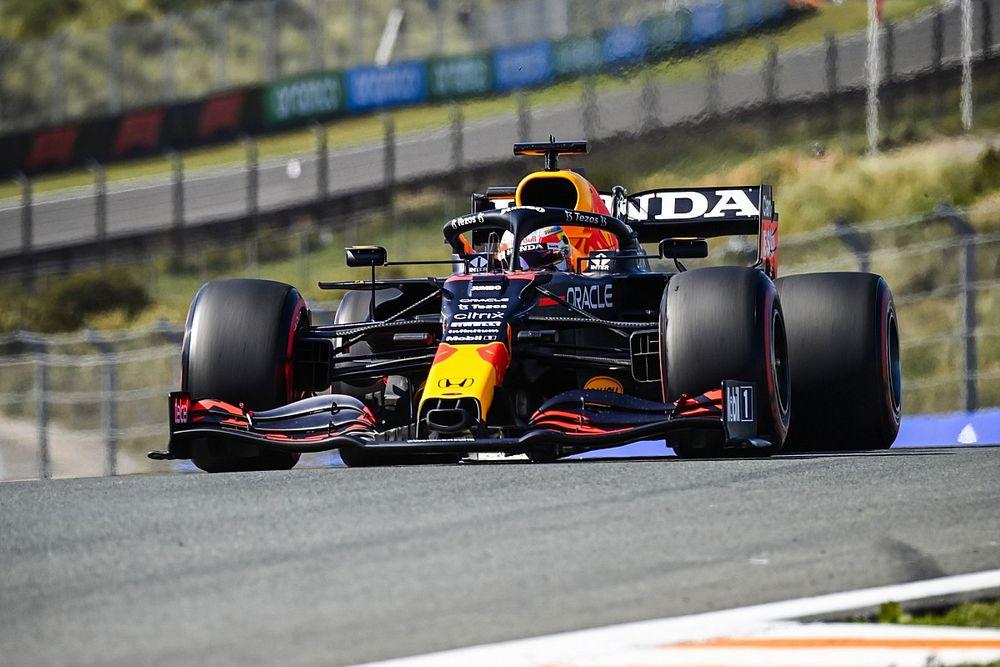 Update: Startopstelling voor de Grand Prix Formule 1 van Nederland