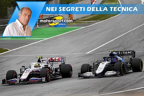 """Piola: """"Williams veloce sul dritto, Haas senza sviluppi"""""""