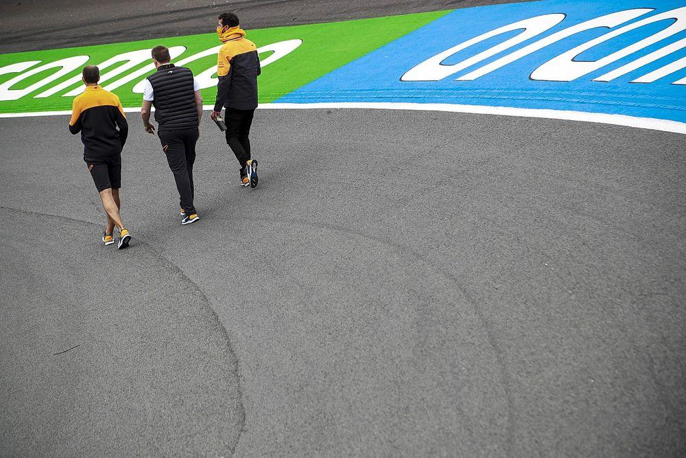 Por qué la curva 3 de Zandvoort puede acaparar las miradas de la F1