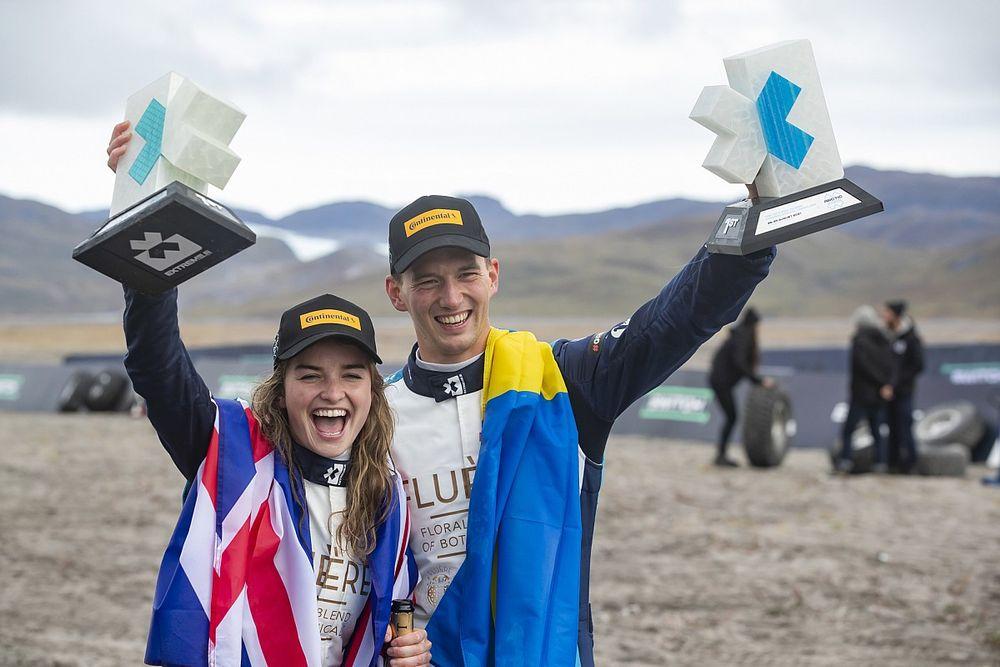 Arctic X-Prix: Andretti United claims maiden Extreme E win in eventful final