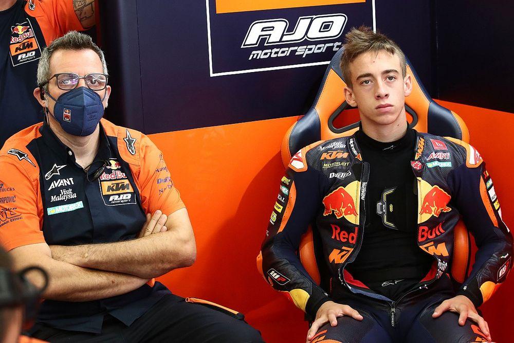 Moto2: Acosta e Fernandez i piloti di KTM Ajo per il 2022