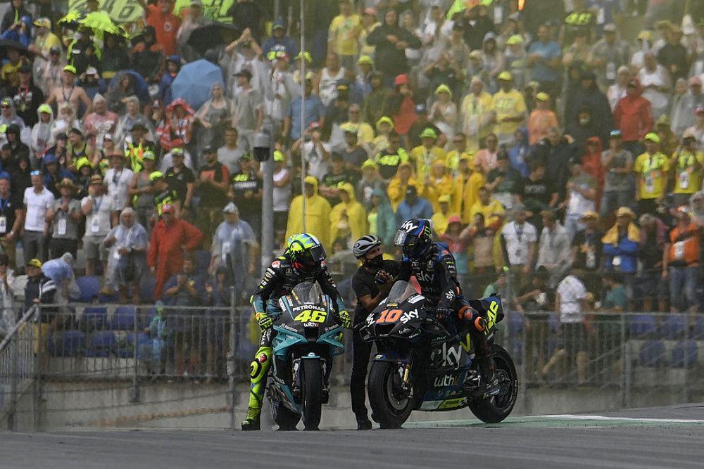VR46: dove sono i petroldollari di Aramco per la MotoGP?