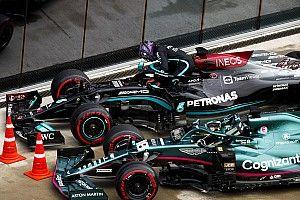 Hamilton niega que sus errores en Sochi se deban a la presión