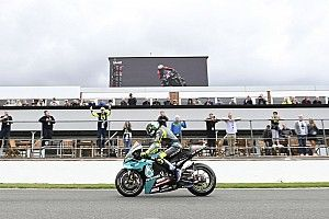 """Rossi: """"Recordaré mis últimas carreras, no cuando siempre ganaba hace 15 años"""""""