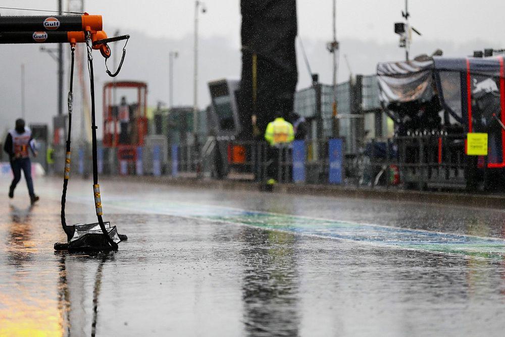 ¿Cuál es el clima que se espera para el GP de Bélgica de F1?