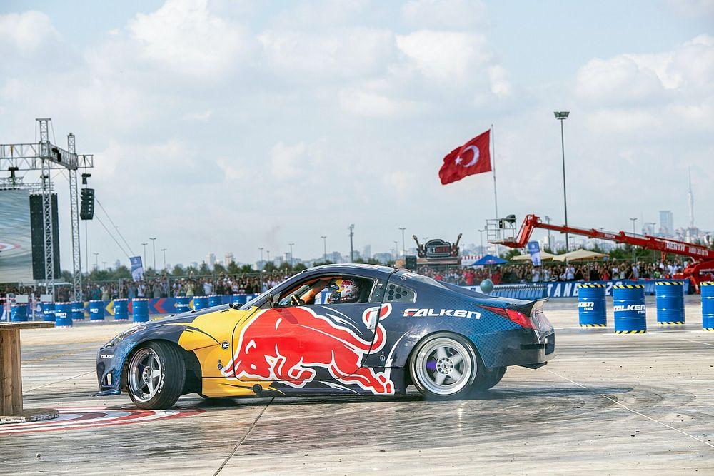 2021 Red Bull Car Park Drift Rehberi