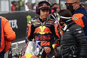Silly Season Moto3: Husqvarna Bisa Duetkan Sasaki-McPhee
