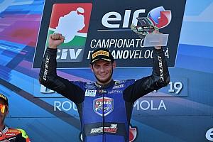 CIV Supersport, Roccoli vince al fotofinish, in Gara 2 la spunta Gabellini