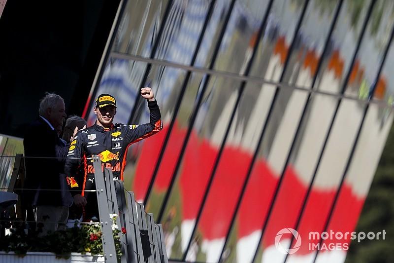 Verstappen vuelve a reinar, Sainz brilla y la F1 enamora de nuevo