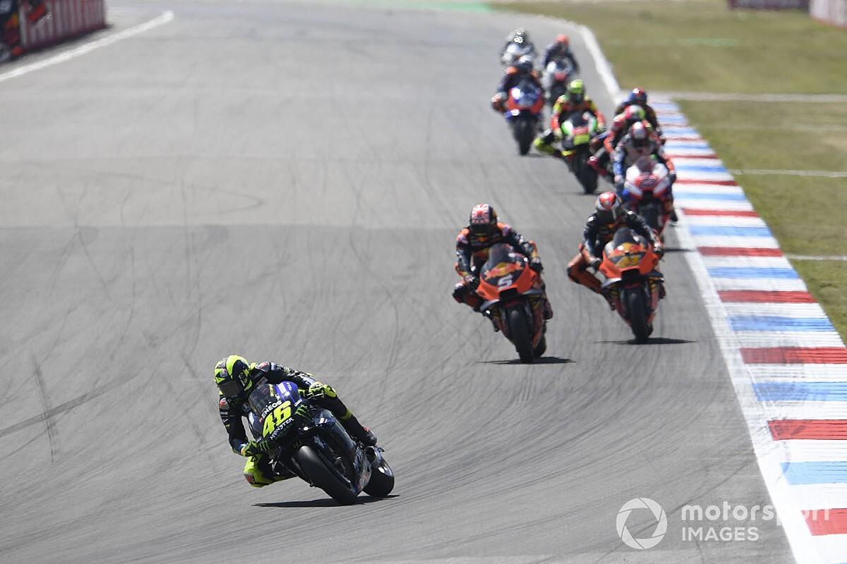 TT van Assen volgend seizoen laatste race voor zomerstop