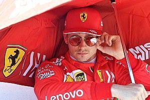 A kép, ami mindent elmond Leclerc csattanásáról: tisztelet!