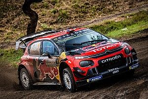 WRC, Rally del Cile, PS14: Ogier risponde a Loeb con un gran tempo