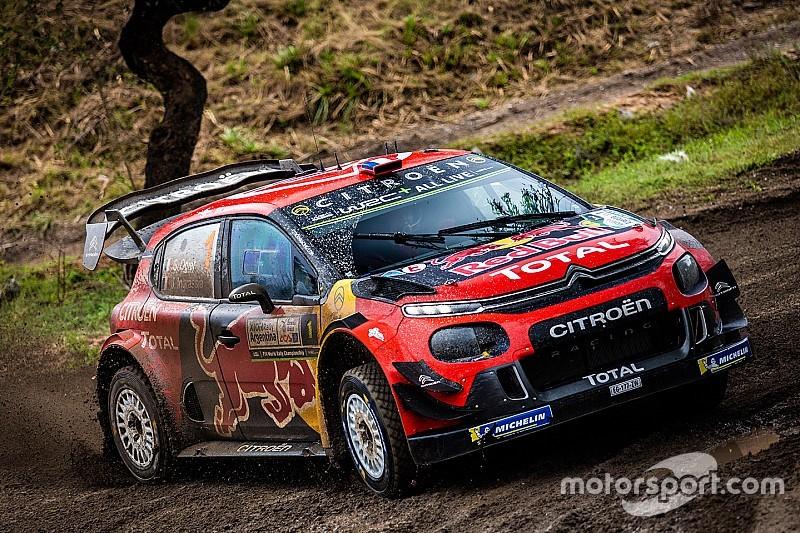 WRC, Citroen: Ogier maschera i problemi della C3. Lappi, ora è crisi
