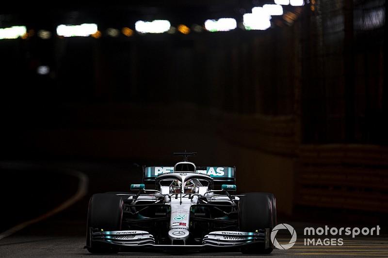 """Hamilton: """"Minden pilóta ilyen autóról álmodik"""""""