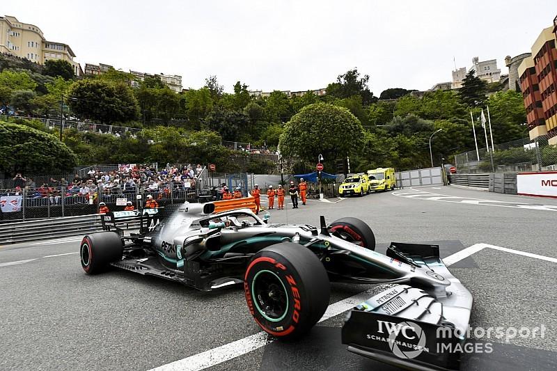 FP2 GP Monako: Hamilton dan Mercedes pegang kendali