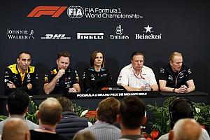 """Sus rivales critican el """"estúpido"""" derecho a veto de Ferrari"""