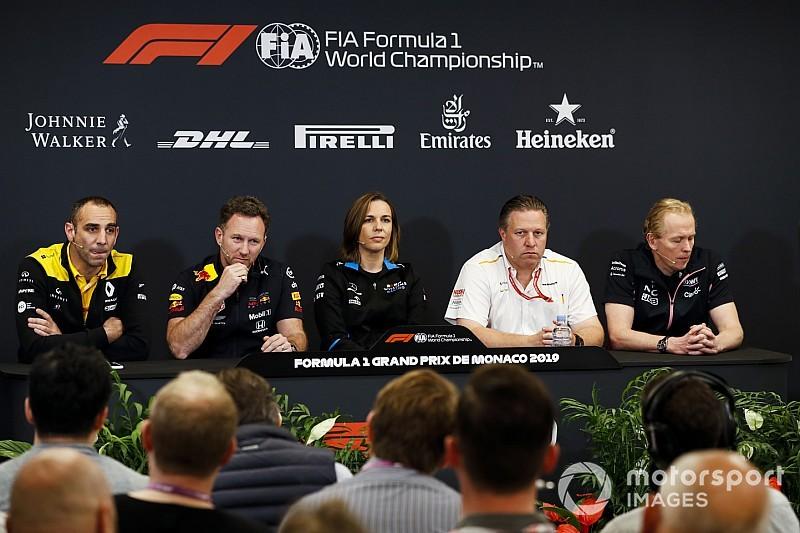 """Los rivales critican el """"estúpido"""" derecho a veto de Ferrari"""