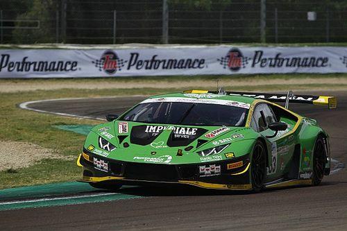 Lamborghini nie myśli o F1