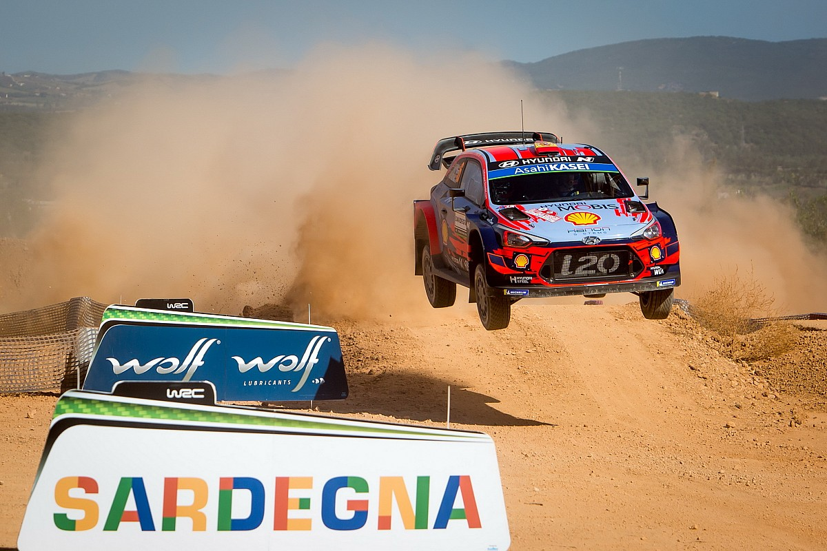WRC: Rally Italia Sardegna vicino a rientrare nel calendario 2020