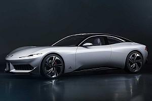 Karma Pininfarina GT, un coupé hybride très stylé