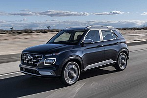 Hyundai представила в Нью-Йорку компактний кросовер Venue