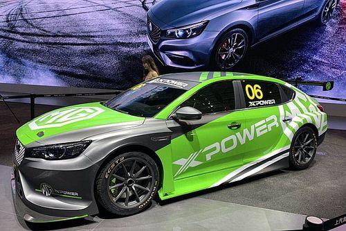 La MG6 TCR è realtà: ecco il Concept al Salone di Shanghai!