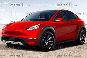 Tesla Model Y зобразили у вигляді брутального позашляховика