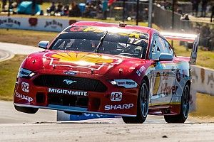 Perth Supercars: McLaughlin edges Whincup in final practice
