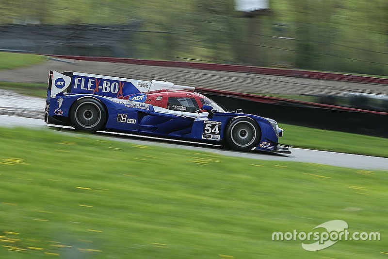 CTMP IMSA: Braun tops second practice cut short by track issues