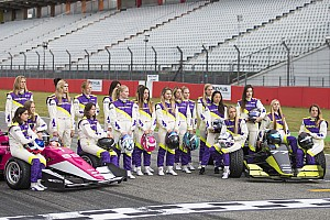 W Series приедет на Гран При Ф1 в США и Мексику