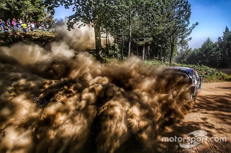 Fotostrecke: Die besten Fotos der Rallye Portugal