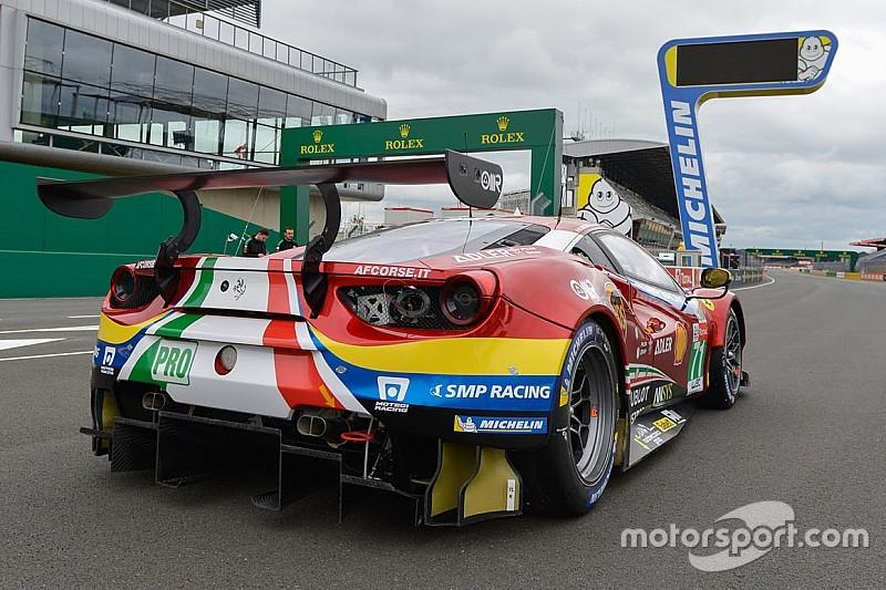 Партнер Алешина выступит за Ferrari в WEC по полной программе
