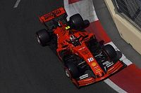 """Leclerc-t """"elátkozhatták"""" Bakuban: megint ugyanott... (videó)"""