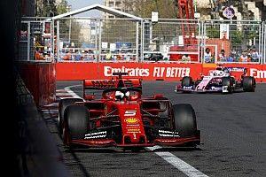 """Vettel: """"Per noi è difficile trovare la finestra di funzionamento delle gomme"""""""