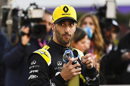 Webber s'inquiète du début de saison de Ricciardo