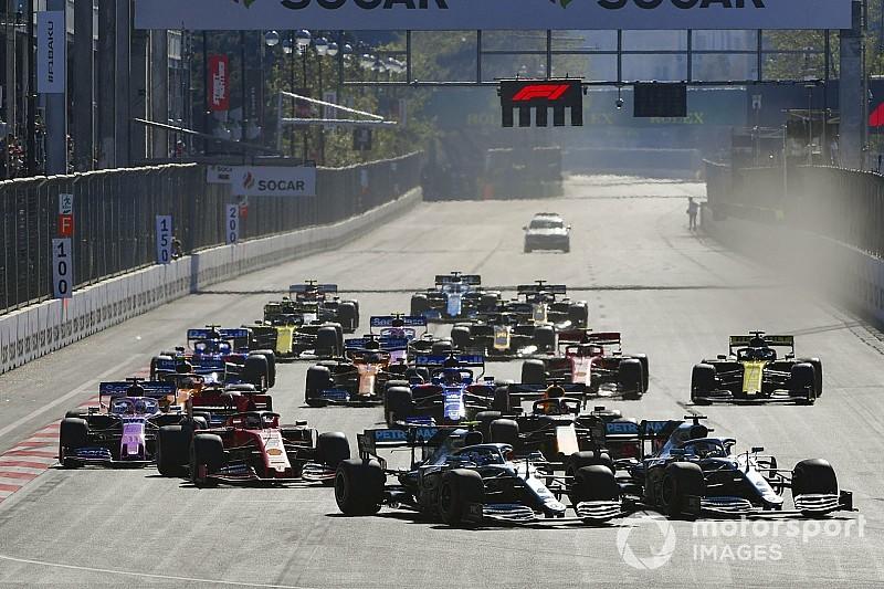 Carey: La F1 perderá dos carreras actuales en 2020